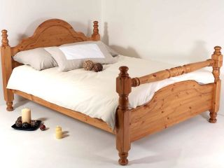 4ft6 double, Classic rail end bed frame