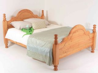 6ft super king, Classic high foot end panel bed frame