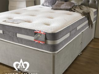 natural sleep orthopaedic mattress