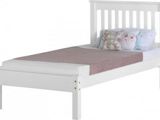 Monoco low foot end bed frame